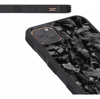Funda Fibra De Carbono Forjada iPhone X, 11, 11 Pro Y Max