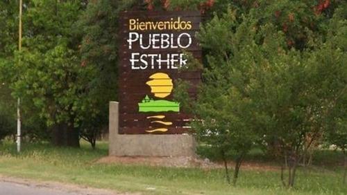 Venta De Terreno En Pueblo Esther - Pronta Posesion . Lote De 330 M2.