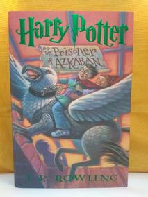 Harry Potter E O Prisioneiro De Azkaban (capa Dura)