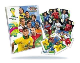 Cards Adrenalyn Copa 2014 210 Base Com Pasta E Game Board