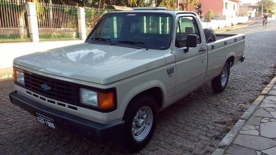 Gm - Chevrolet D-20 Custom Longa 1986 Raridade