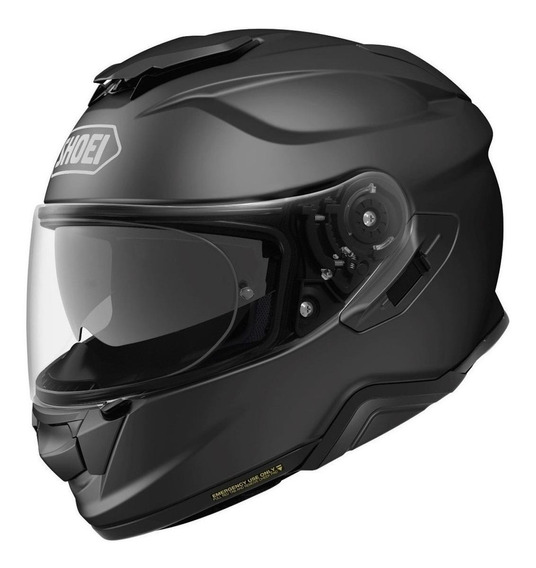 Capacete para moto integral Shoei GT-Air II matte black tamanho S
