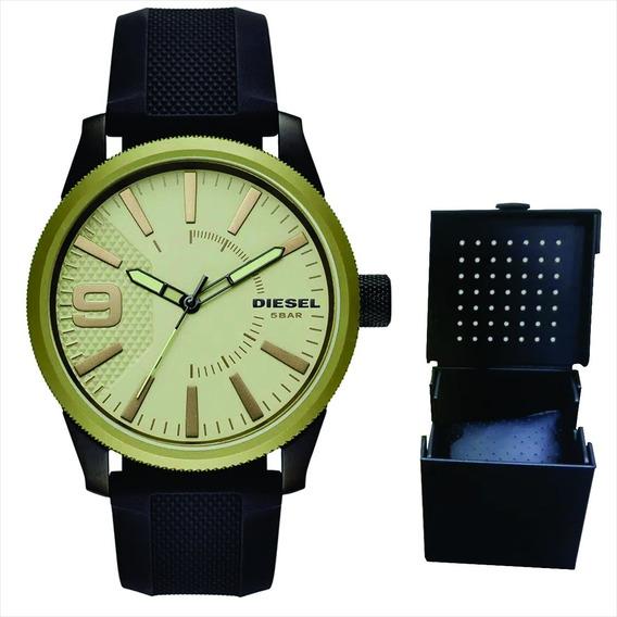 Relógio Diesel Masculino Original C/garantia E Nf Dz1875