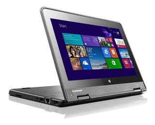 Notebook 2 En 1 Lenovo Yoga Touch Celeron 4gb 128ssd Outlet