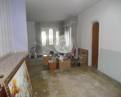 Imagem 1 de 25 de Casa Para Venda E Locação No Jardim Das Paineiras Em Campinas - Imobiliária Em Campinas - Ca00515 - 32424893