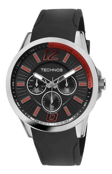 Relógio Masculino Technos Analógico Casual Multifuncional