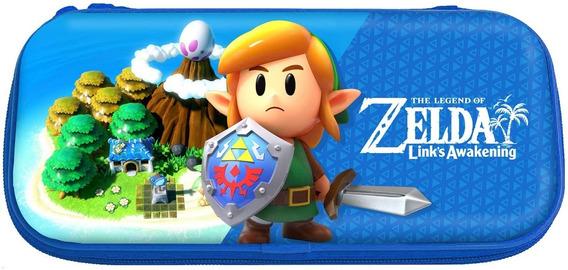 Case Link : Link Awakening - Nintendo Switch -pronta Entrega