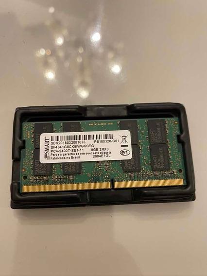 Memória Ddr4 8gb Notebook 2400
