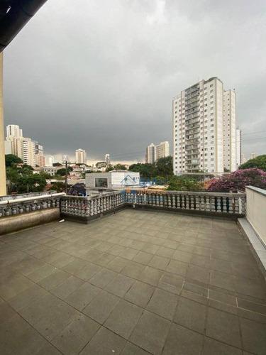 Casa Com 3 Dormitórios À Venda, 200 M² - Perdizes - São Paulo/sp - Ca11141