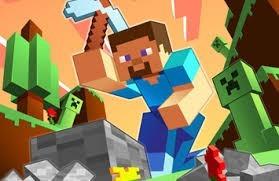 Minecraft Original Usado