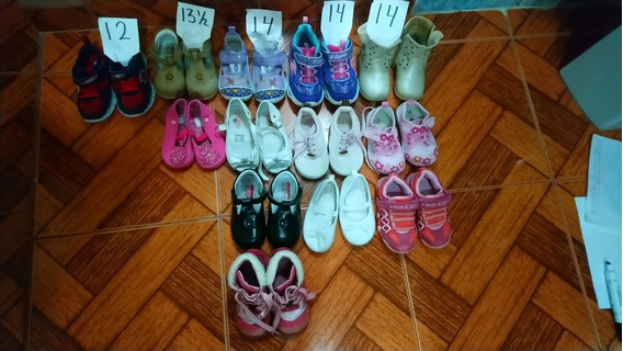 Zapatos Y Tennis De Niña - Zara, Nike, Dogcat, Andanene.