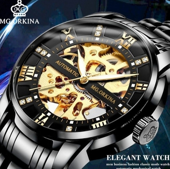 Mg. Orkina Reloj Mecánico