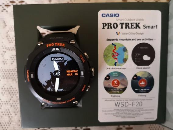 Casio Smartwatch Pro Trek Wsd- F20