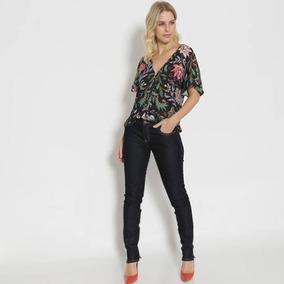 Calça Jeans Feminina Triton Instagram/blogueira Promoção