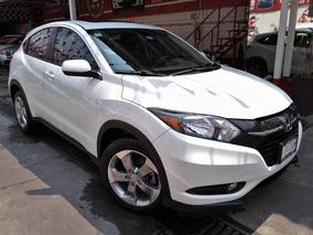 Honda Hr-v Epic 4cil 1.8 Aut Q/c 2017 Blanco