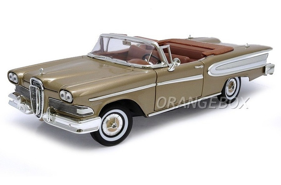 Edsel Citation 1958 1:18 Yat Ming 92298