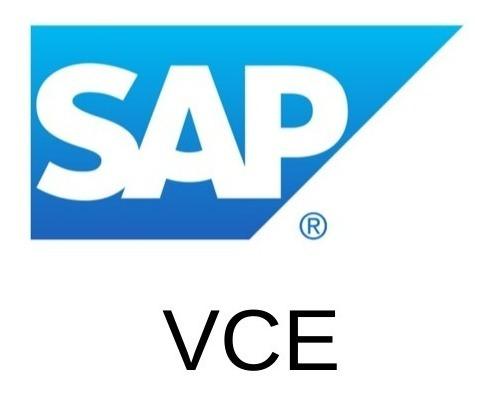 Prova De Certificação Sap Dump Vce