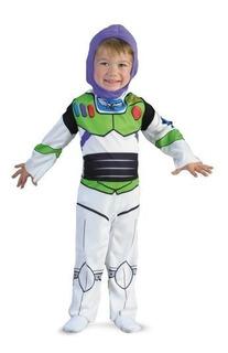 Disfras Buzz Lightyear Clásico - Tamaño: 3t-4t