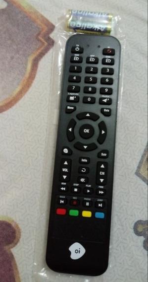 Controle Oi Tv+pilhas Original