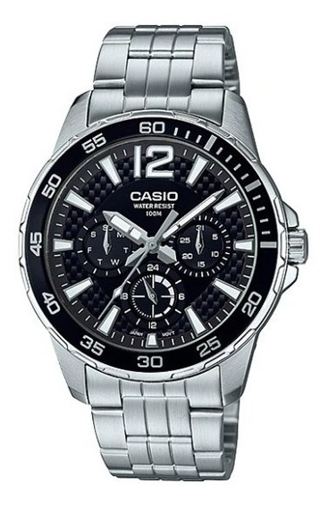 Relógio Casio Mtd-330d-1avdf