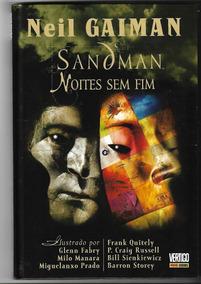 Sandman Noite Sem Fim - Neil Gaiman