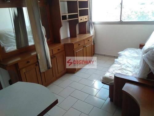 Imagem 1 de 15 de Apartamento Próximo Ao Metrô - Ap1436