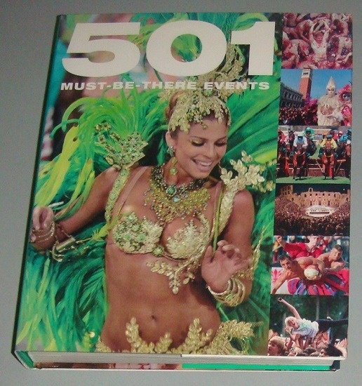 Livro 501 Must-be-there Events ( Inglês )