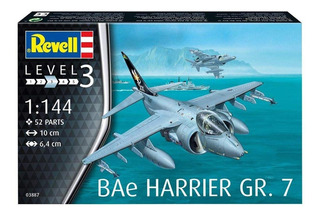 Bae Harrier Gr.7 Escala 1/72 Revell 03887