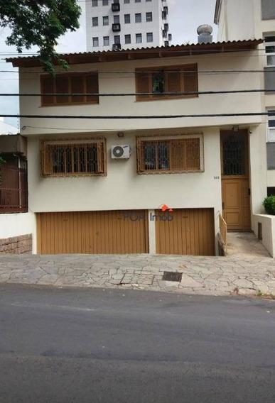 Apartamento Triplex Com 3 Dormitórios À Venda, 227 M² Por R$ 650.000,00 - Petrópolis - Porto Alegre/rs - At0001
