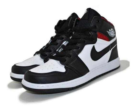Tênis Masculino Air Jordan 1 Chicago High Retro + Frete