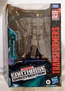 Transformers Earthrise War For Cybertron Trilogy Astrotrain