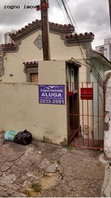 Casa Para Locação Em São Paulo, Vila Leonor, 1 Dormitório, 1 Banheiro - 667