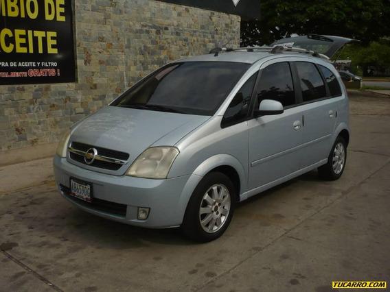 Chevrolet Meriva Meriva