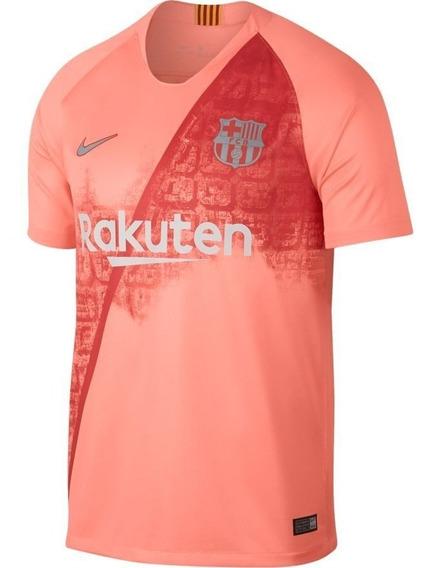 Camiseta Nike Barcelona 3ª Equipacion Futbol Profesional