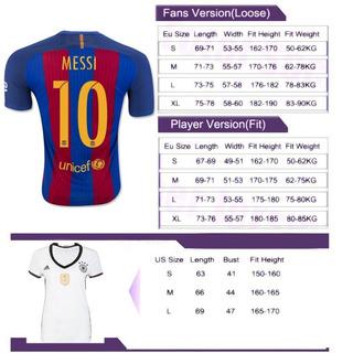 Camisa Barcelona Fãs 1 Linha
