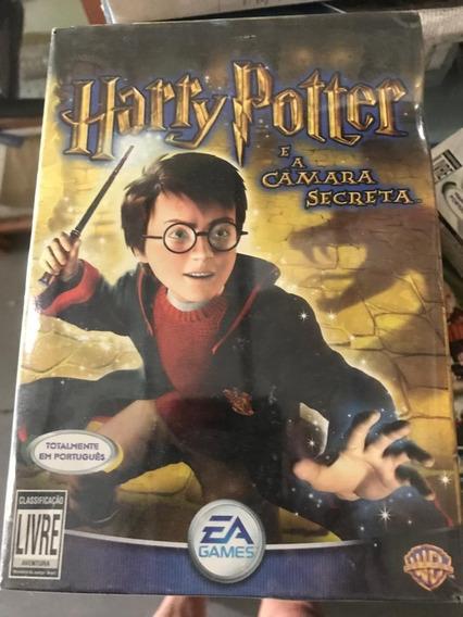 Jogo Harry Potter E A Câmara Secreta - Pc - Mídia Física