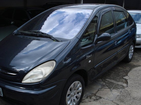 Xsara Picasso 2.0 Exclusive 16v Gasolina 4p Manual