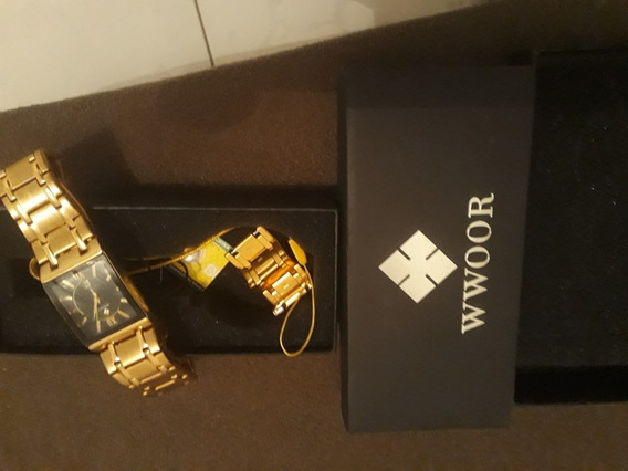 Relógio Masculino Wwoor