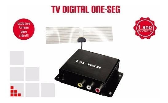 Receptor Tv Digital 1 Seg Taytech