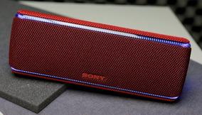 Caixa De Som Bluetooth Sony Sem Fios Srs-xb31 Vermelha