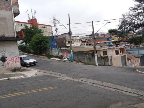 Terreno De Esquina Na Vila Rica  - Ta7674