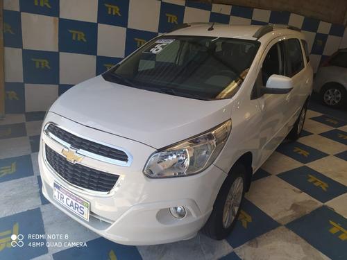 Leilão Chevrolet Spin Lt 1.8 2016 * Ótima Oportunidade