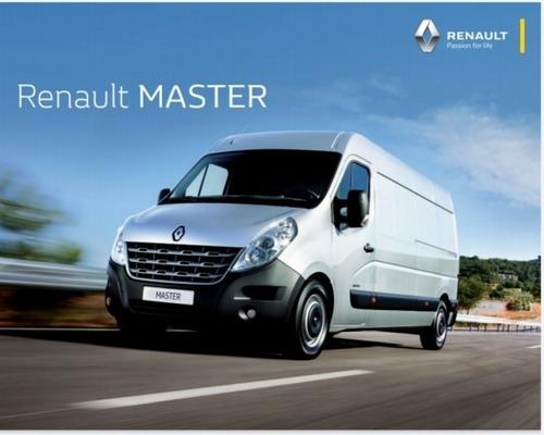 Renault Master L1h1 Furgon Diesel 2.0 Nafta 0km Usado 2021
