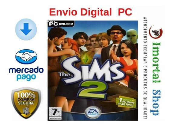 The Sims 2 - Todas As Expansões - Completo - Mais Brinde