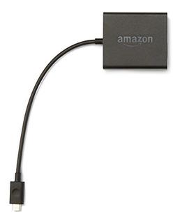 Adaptador Ethernet De Para Dispositivos Fire Tv