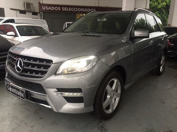 Mercedes-benz Ml 3.5 Ml350 4matic Sport B.eff 2014 San Migue
