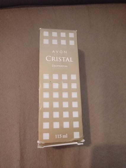 Perfume Cristal Charisma(avon)