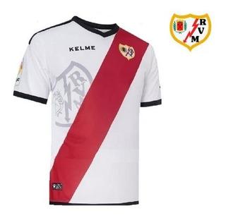 Camisa Rayo Vallecano 2018 2019 Gg(xl) Original