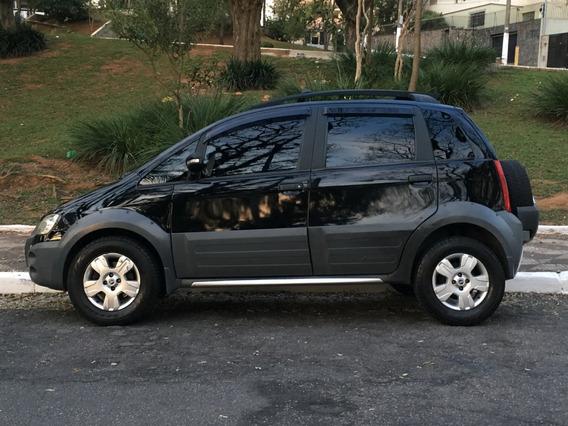 Fiat Idea 1.8 Adventure 8v Flex 5p 2007(motor Muito Bom)