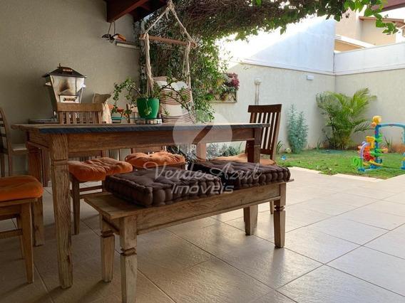 Casa À Venda Em Residencial Terras Do Barão - Ca005630